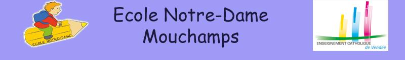 Ecole Notre-Dame Mouchamps